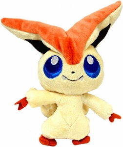Pokemon Black & White Series 4 Mini Plush Victini