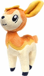 Pokemon Black & White Series 4 Mini Plush Orange Deerling [Autumn Form]