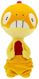 Pokemon Black & White Series 3 Mini Plush Scraggy