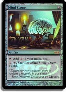 Magic the Gathering Other Promo Card Mind Stone [Gateway Foil]