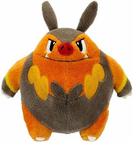 Pokemon Black & White Series 3 Mini Plush Pignite