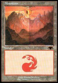 Magic the Gathering Other Promo Card Mountain [Guru]