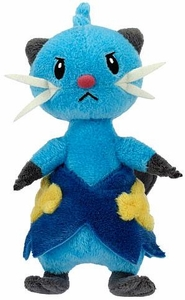 Pokemon Black & White Series 3 Mini Plush Dewott