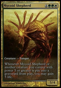 Magic the Gathering Other Promo Card Mycoid Shepherd [Alara Reborn  Game Day]