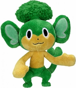 Pokemon Black & White Series 2 Mini Plush Pansage