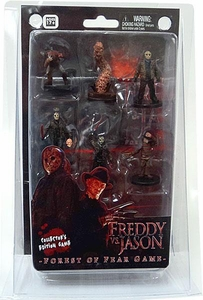 Freddy vs. Jason Collector's Edition Game Forest of Fear Pack