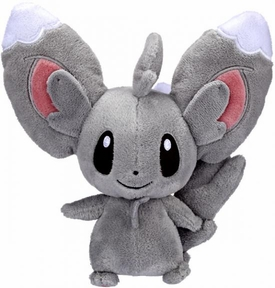 Pokemon Black & White Series 2 Mini Plush Minccino