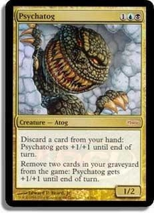 Magic the Gathering Other Promo Card Psychatog [Player Rewards]