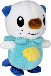 Pokemon Black & White Series 1 Mini Plush Oshawott