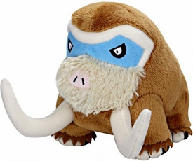 Pokemon Jakks Pacific Series 9 Mini Plush Mamoswine