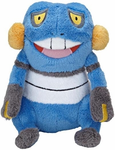 Pokemon Jakks Pacific Series 8 Mini Plush Croagunk
