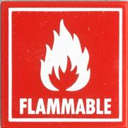 Citizen Brick Red Flammable Tile