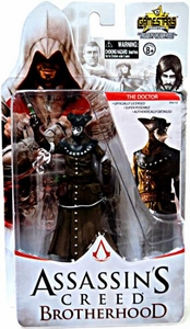 Assassin's Creed Brotherhood Gamestars 4 Inch Action Figure The Doctor