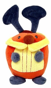 Pokemon Jakks Pacific Series 5 Mini Plush Kricketot