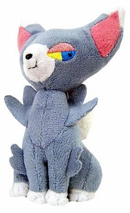 Pokemon Jakks Pacific Series 5 Mini Plush Glameow [Sitting Up]