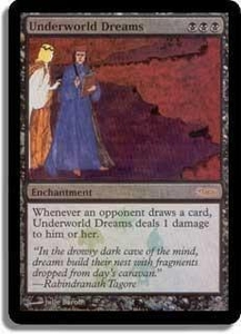 Magic the Gathering Other Promo Card Underworld Dreams [2HG Foil]