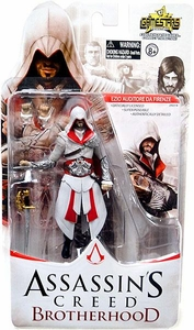 Assassin's Creed Brotherhood Gamestars 4 Inch Action Figure Ezio Auditore da Firenze
