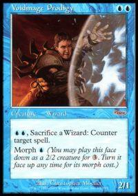 Magic the Gathering Other Promo Card Voidmage Prodigy [Player Rewards]