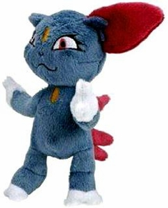 Pokemon Jakks Pacific Mini Plush Sneasel [Arms Out]