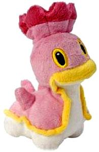 Pokemon Jakks Pacific Mini Plush Shellos West Sea [Pink]