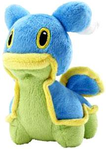 Pokemon Jakks Pacific Mini Plush Shellos East Sea [Blue]
