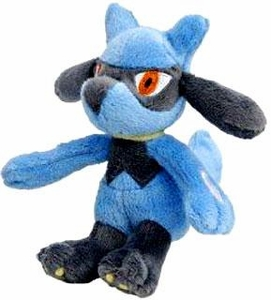 Pokemon Jakks Pacific Mini Plush Riolu [Sitting]