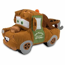 Disney / Pixar CARS 2 Movie Exclusive 8 Inch Plush Toy Tow Mater