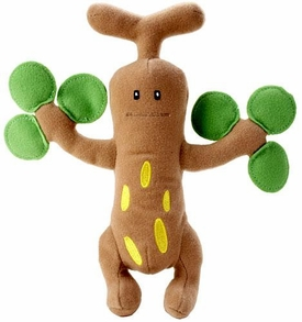 Pokemon Jakks Pacific Mini Plush Sudowoodo