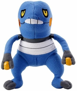 Pokemon Jakks Pacific Mini Plush Croagunk