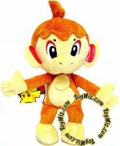 Pokemon Jakks Pacific Mini Plush Chimchar