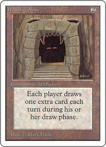 Magic the Gathering Unlimited Edition Single Card Rare Howling Mine