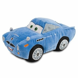 Disney / Pixar CARS 2 Movie Exclusive 13 Inch Deluxe Plush Toy Finn McMissile