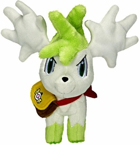 Pokemon Mystery Dungeon Explorers of Sky Mini Plush Figure Shaymin