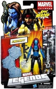 Marvel Legends 2012 Series 3 Action Figure X-Mutants [Mystique]