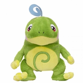 Pokemon Jakks Pacific Series 12 Johto Mini Plush Politoed