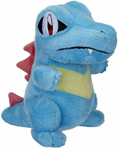 Pokemon Jakks Pacific Series 11 Johto Mini Plush Totodile