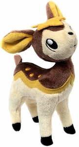 Pokemon Black & White Series 5 Mini Plush Brown Deerling [Winter Form]