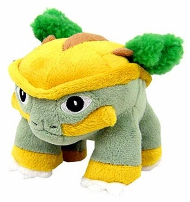Pokemon Jakks Pacific Series 5 Mini Plush Grotle