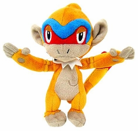 Pokemon Jakks Pacific Series 5 Mini Plush Monferno
