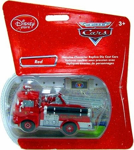 Disney Pixar Cars Exclusive 1:48 Die Cast Car Red