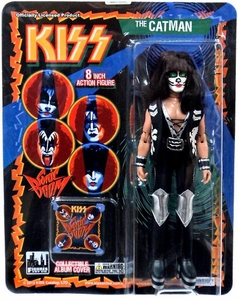 KISS Retro 8 Inch Poseable Action Figure Series 3 Catman