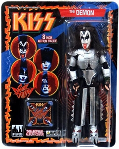 KISS Retro 8 Inch Poseable Action Figure Series 3 Demon