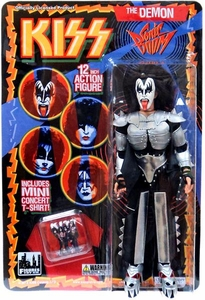 KISS Retro 12 Inch Poseable Action Figure Series 3 Demon