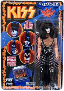 KISS Retro 12 Inch Poseable Action Figure Series 3 Starchild