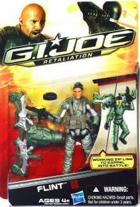 GI Joe Retaliation Movie 3.75 Inch Action Figure Flint