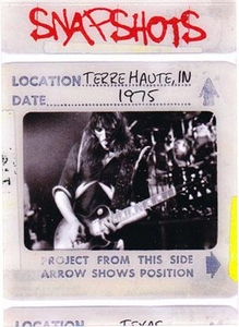 2009 Press Pass KISS Trading Cards 360 Degrees Snapshots 7 / 12 Terre Haute, IN 1975