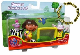 Dora the Explorer Soccer Adventure Set