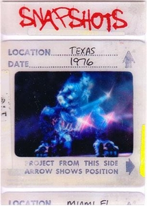 2009 Press Pass KISS Trading Cards 360 Degrees Snapshots 8 / 12 Texas 1976