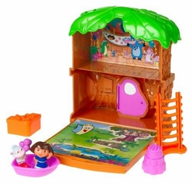 Dora the Explorer Let's Go Adventure Treehouse