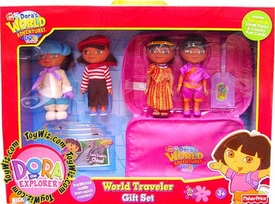 Dora the Explorer World Travel Gift Set